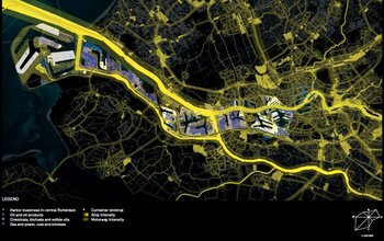 The Urban Metabolism of Rotterdam (flow of goods)